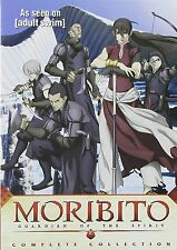 Moribito: Guardian of the Spirit - Complete Collection (2011, 8-DVD Set) - B03