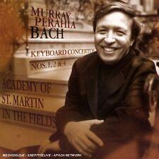 Murray Perahia, Herbert Waltl, J.S. Bach - KBD Cons Vol. 1/2/4 [New CD] Germany