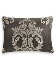 Hotel Collection Classic Flourish Damask Standard Pillow Sham Taupe $120