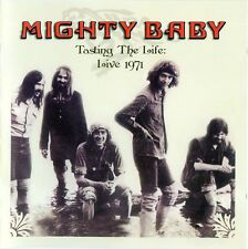 mighty baby - tasting the life live 1971  ( UK  1971 )  CD