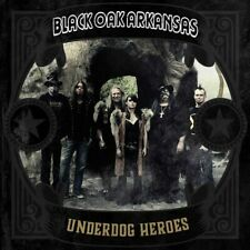 BLACK OAK ARKANSAS - UNDERDOG HEROES CD Southern Rock