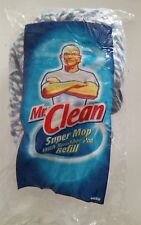 Mr Clean Super Mop Refill 446237 Wring Mop with Scrubber Pad