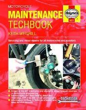 Haynes Motorcycle Maintenance Techbook Service Repair Manual Dirt Bike