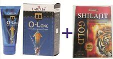 Labolia O LONG PENIS ENLARGEMENT CREAM FOR MALE ORGAN 50 Gram + SHILAJEET 10 CAP