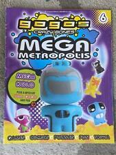 GOGO CRAZY BONES MEGA METROPOLIS #6 UK MAGAZINE