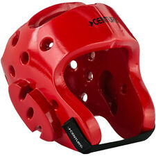 Century Kids Martial Arts Student Sparring Headgear - Red - karate taekwondo