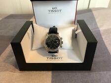 Men's Tissot Carson Cronografo Orologio Automatico Quadrante Nero