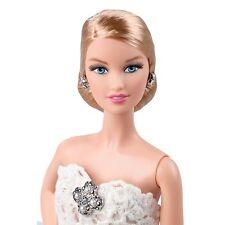 Designer 2016 Oscar de la Renta Bride Wedding Barbie Doll NRFB Mattel DGW60
