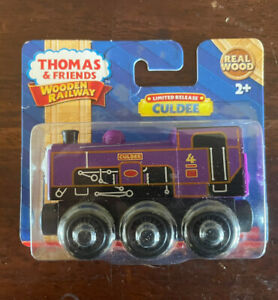 2014 Fisher Price Thomas Train Wooden Culdee! NEW!