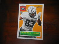 2015 Topps Heritage Football 5X7 RC Rookie #/99 Austin Hill NY Jets