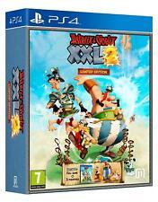 PS4 Spiel Asterix & Obelix XXL2 Limited Edition DHL Blitzversand NEUWARE