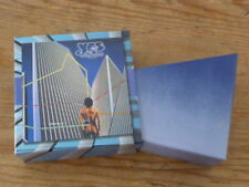 "Yes:""Going for One"" Japan Mini-LP Promo Box [no cd asia rick wakeman uk QH2"