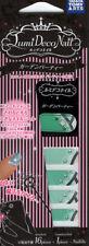 Lumi Deco Nail Nail Sticker Seal Decal Green Garden Party Takara Tomy A.R.T.S