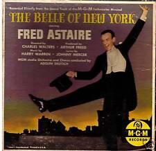 "The Belle Of New York-1952-Original Soundtrack-[4 Singles 7"" Box Set]-Record 7''"