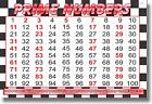 NEW POSTER - Prime Numbers - Math Classroom Educational School Teaching Aid