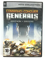 Command and & conquer Generals Edition Deluxe + Heure H Jeu sur PC