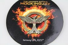 SDCC 2014 HUNGER GAMES MOCKINGJAY BROOCH pin Suzanne Collins