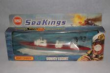MATCHBOX SEA KINGS #K-306 CONVOY ESCORT BATTLESHIP, EXCELLENT, BOXED, LOT B