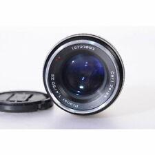 Carl Zeiss Planar T ZE 50mm 1:1.4 für Canon - Planar T* 1,4/50 ZE C/EF Mount