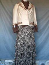 Victorian Dress Edwardian Civil War Style Three Piece Walking Suit