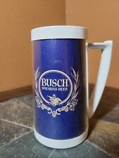New listing Vintage Busch Bavarian Beer Thermo - Serv Mug Stein