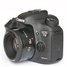 Yongnuo 50MM F/1.8 Large Aperture AF Lens for Canon 5D 7D 60D 70D T3 T3i T5 T5i