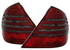 LED RÜCKLEUCHTEN SET in ROT SMOKE für MERCEDES W211 E-KLASSE HECKLEUCHTEN MCP