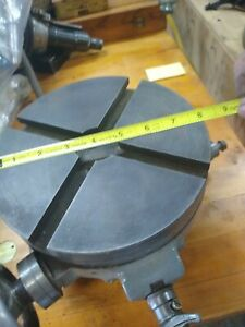 Palmgren 8inch 2 Axis Rotary Table