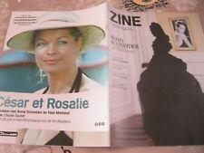 "ROMY SCHNEIDER- ALAIN DELON -YVES MONTAND -SAMMY FREY etc ""Zine complet 2007"
