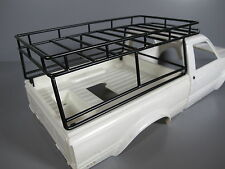 Metal Bed Roof Rack Tamiya RC 1/10 Toyota Hilux Bruiser Mountaineer Trailfinder