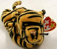Ty Beanie Baby Stripes the Tiger style 4065 RETIRED 1995 **New With Tag**