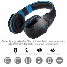 7.1 Stereo Wireless Bluetooth Gaming Headsets Headphones Wired For PS4 Games