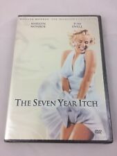 The Seven Year Itch (DVD, 2001, Marilyn Monroe Diamond Collection) New/Sealed
