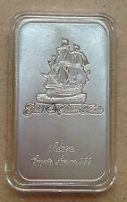 1oz Pure Silver Bar 999 Polish Private Silver Mint - GOLD&SILVER TRADE