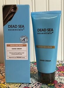 AHAVA DEAD SEA MUD HAND CREAM 3.4 OZ DRY SENSITIVE SKIN sealed
