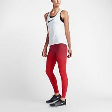 NIKE POWER LEGENDARY PRINTED MID RISE TRAINING TIGHTS 814287-696 WOMENS SMALL
