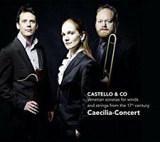 CASTELLO and CO: VENETIAN SONATA - CAECILIA-CONCERT [CD]