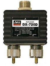 DX 720D ANTENNA DUPLEXER 1.6-150MHZ / 400-460MHZ HF VHF UHF