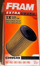 Qty:2 - 6.0L 6.4L Ford Engine Oil Filters Extra Guard Fram CH9549 Diesel F350