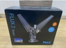 Tacx Flux 2 Bike Cycling Smart Direct Drive Turbo Trainer with cassette
