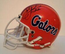 Emmitt Smith Florida Gators SHARCO Mini Helmet Cowboys HOF RB JSA K51698