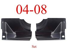 04 08 F150 Extended Cab Corner Set, Super Cab Truck, Drivers & Passengers Side