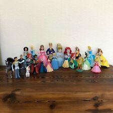 Vintage Lot of 27 Disney Pvc Figures Cake Toppers