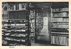 Cartolina - Postcard - Gallarate - Istituto Fiosofico Aloisianum - Biblioteca