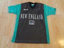 Youth New England Revolution S MLS Soccer Jersey Futbol Alternate Colors XARA Je