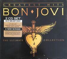 Bon Jovi – Greatest Hits - The Ultimate Collection 2CD 2010 NEW/SEALED Digipak
