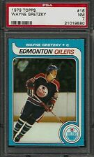 1979 80 TOPPS HOCKEY COMPLETE SET NM-MT #18 GRETZKY RC PSA 7 HULL BVG 8 264/264