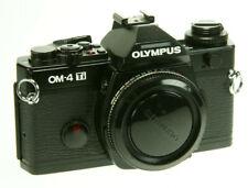Olympus OM-4 Ti  Body black + Recordataback 4 #1177135