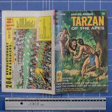 Tarzan of the Apes, Dec 1967, Vintage comic art, Gold key, Two Tarzans