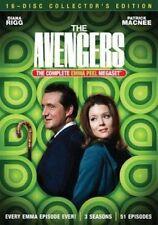 Avengers Emma Peel Megaset 0031398177371 DVD Region 1